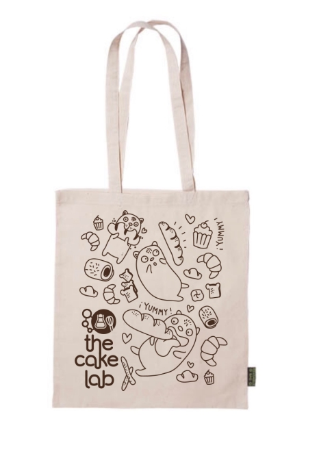 Bolsa de tela The Cake Lab